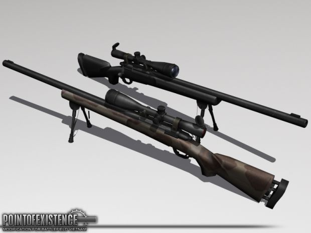 M24 Sniper Rifle Image Point Of Existence Mod For