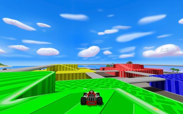Block Fort Image Mario Kart Source Mod For Half Life 2 Mod DB
