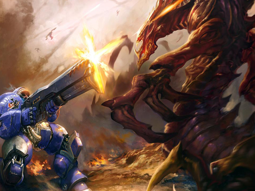 StarCraft Hybrids War Beta Release News Mod DB
