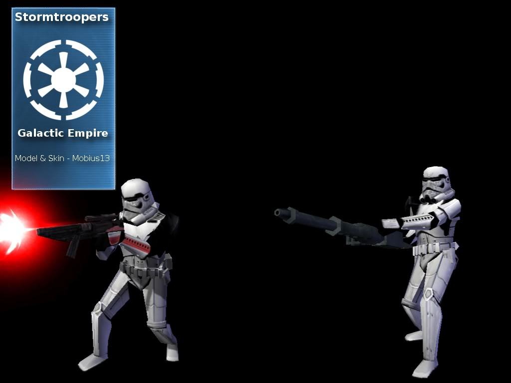 Empire Trooper Star Wars Fel