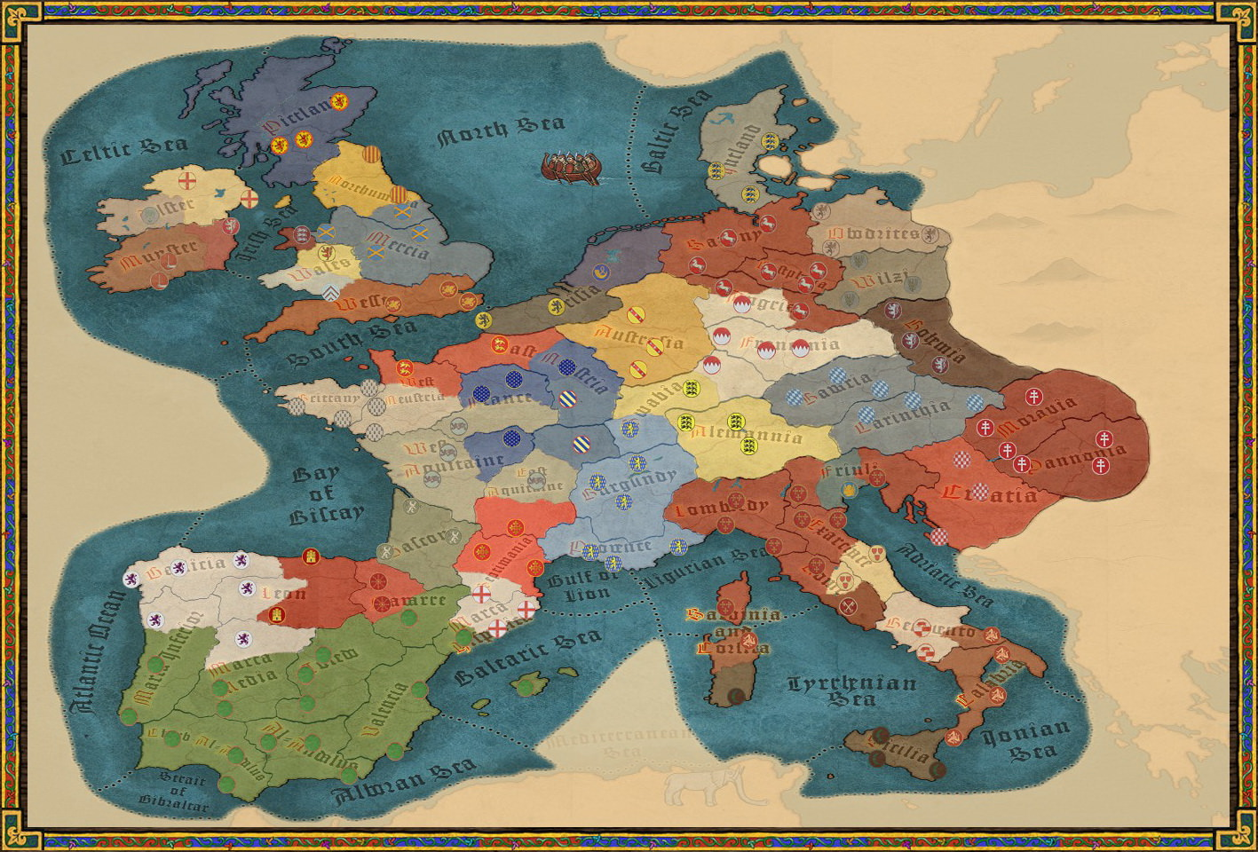 European High Middle Ages File