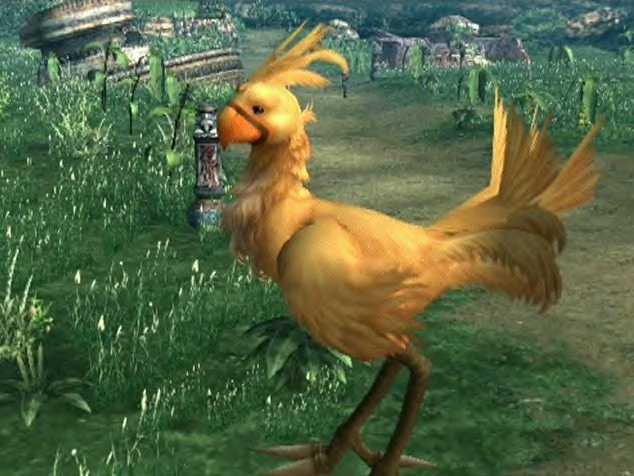 Chocobo Patch File Final Fantasy VII Mod DB