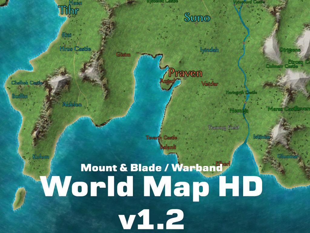 A dhubs Mayor World map Fantastic