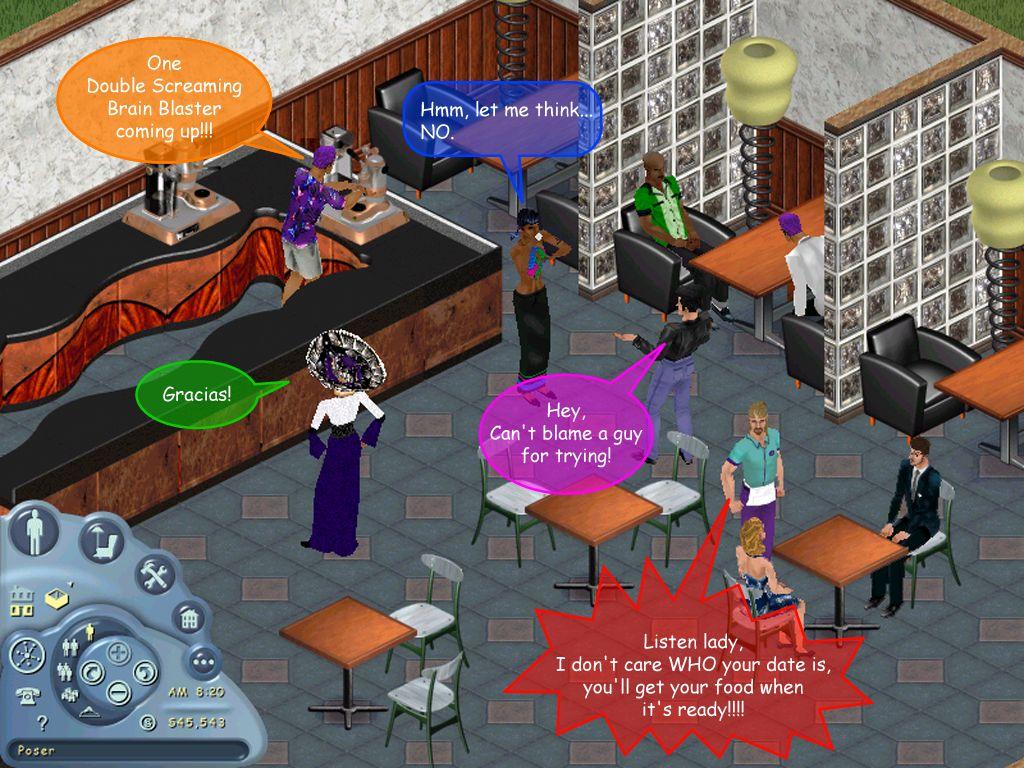 Screenshot image - The Sims Online - Mod DB
