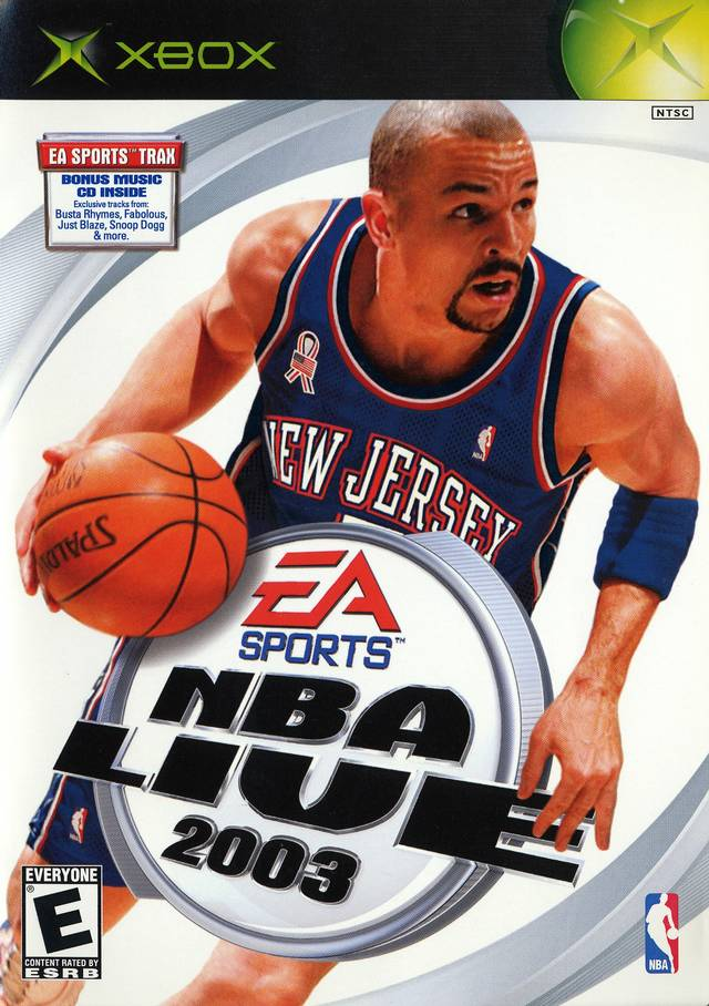 NBA Live 2003 Windows XBOX PS2 PS1 Game Mod DB