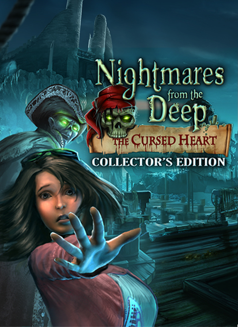 Nightmares From The Deep The Cursed Heart Windows Mac