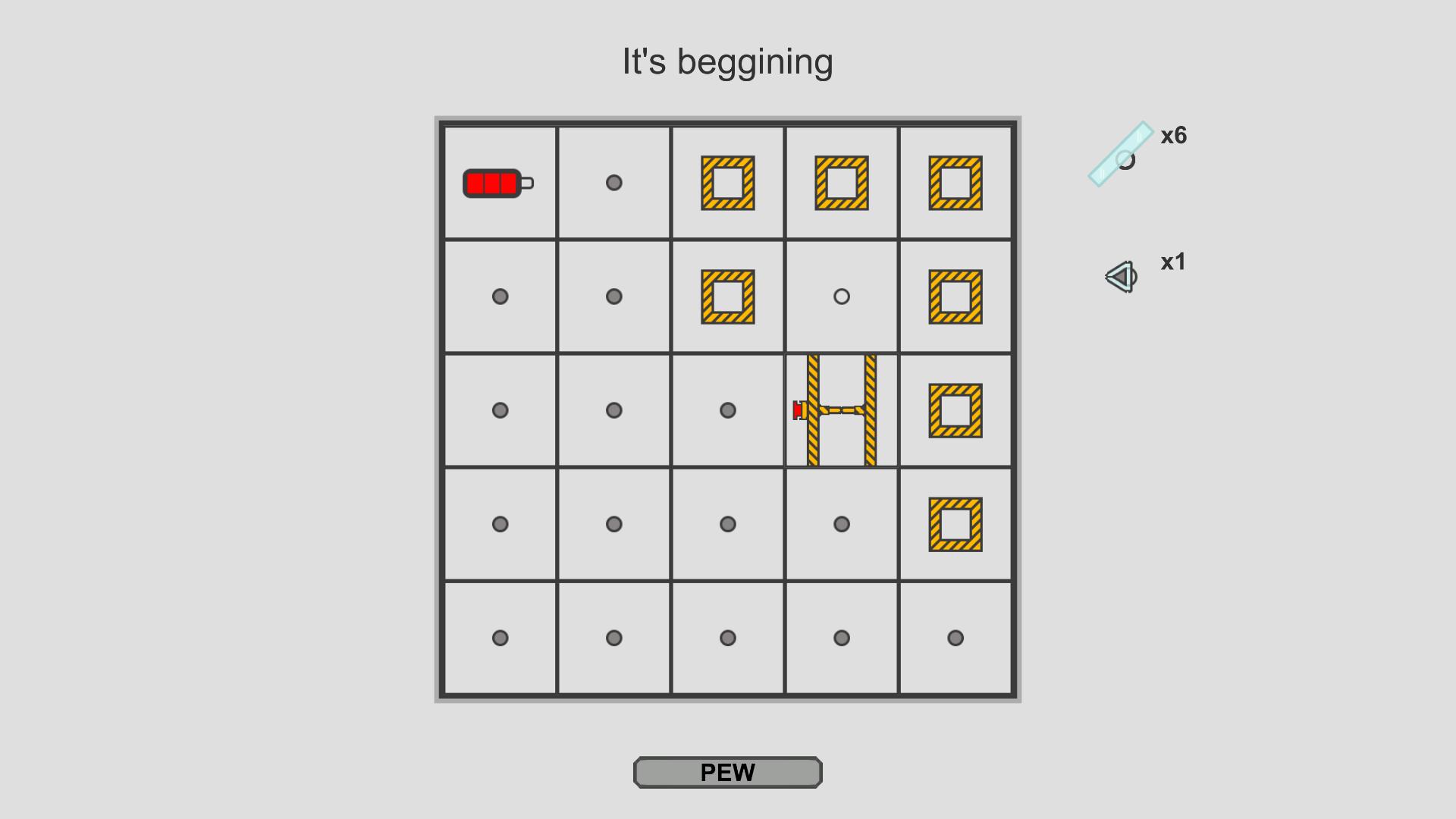 Laser Puzzle Windows Game