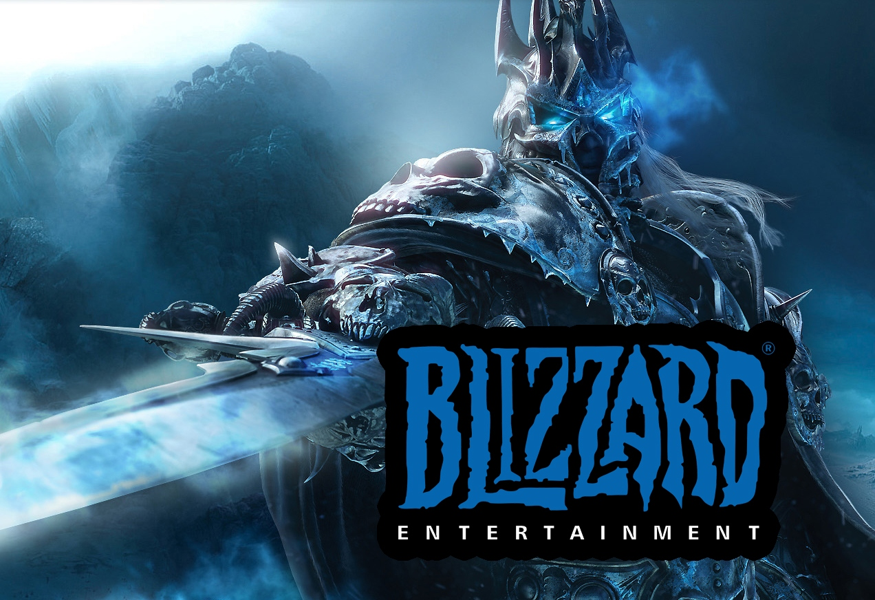 Image result for blizzard entertainment