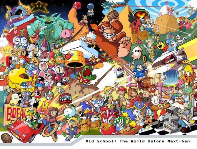Old School Games Fans image   Mod DB Old School Games Fans image