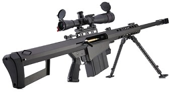 Barrett M82A1.