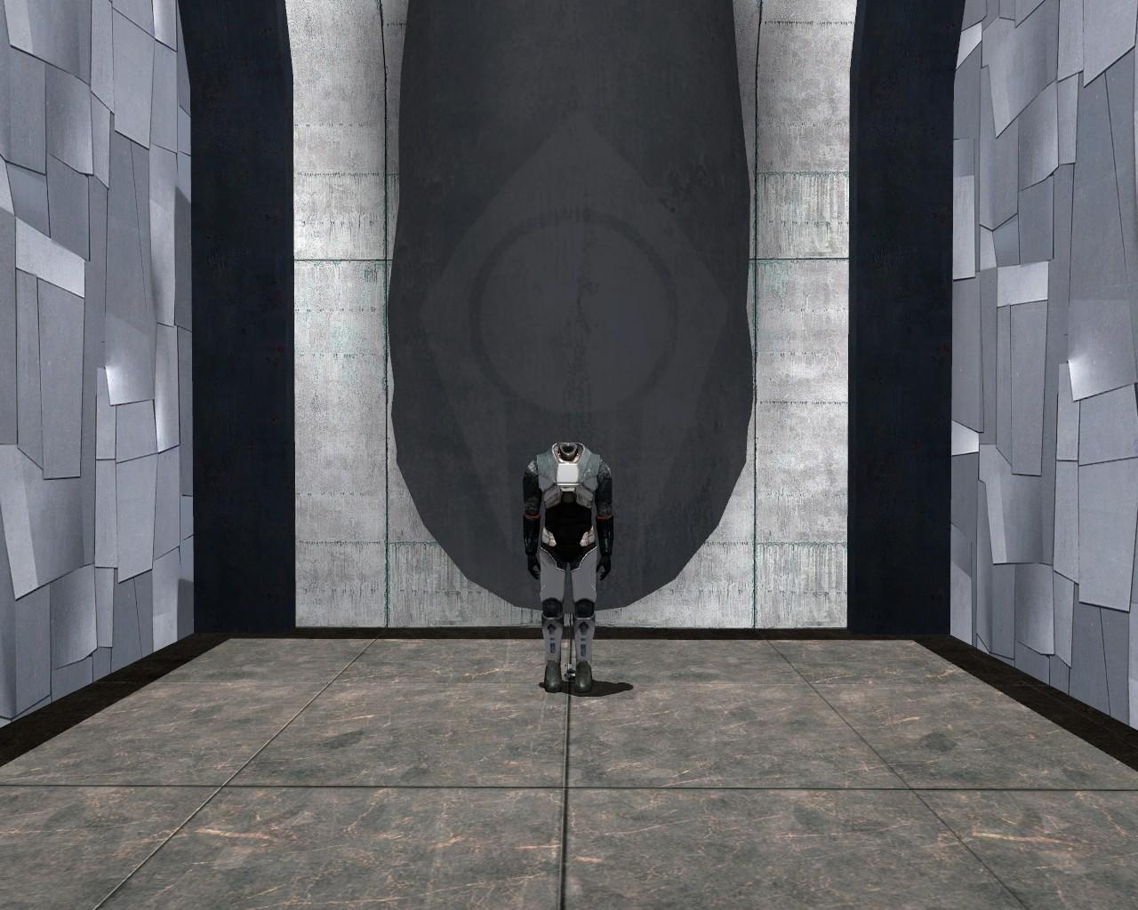 Half Life 2 Gamma Radiation Mod