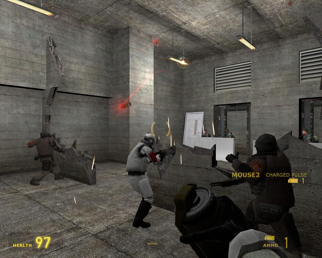 Second Level Demo Image