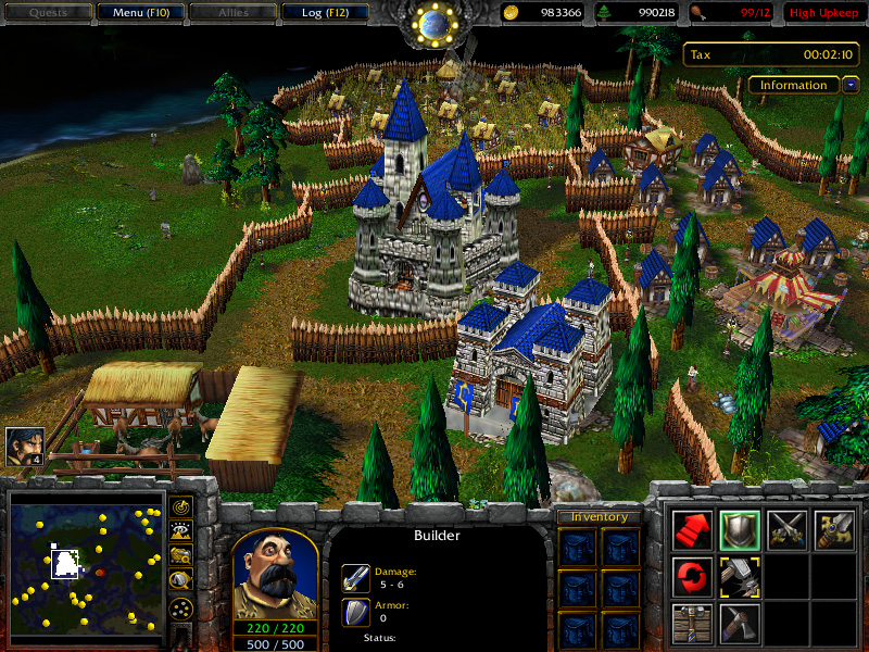 Gods And Empires Mod For Warcraft III Frozen Throne Mod DB