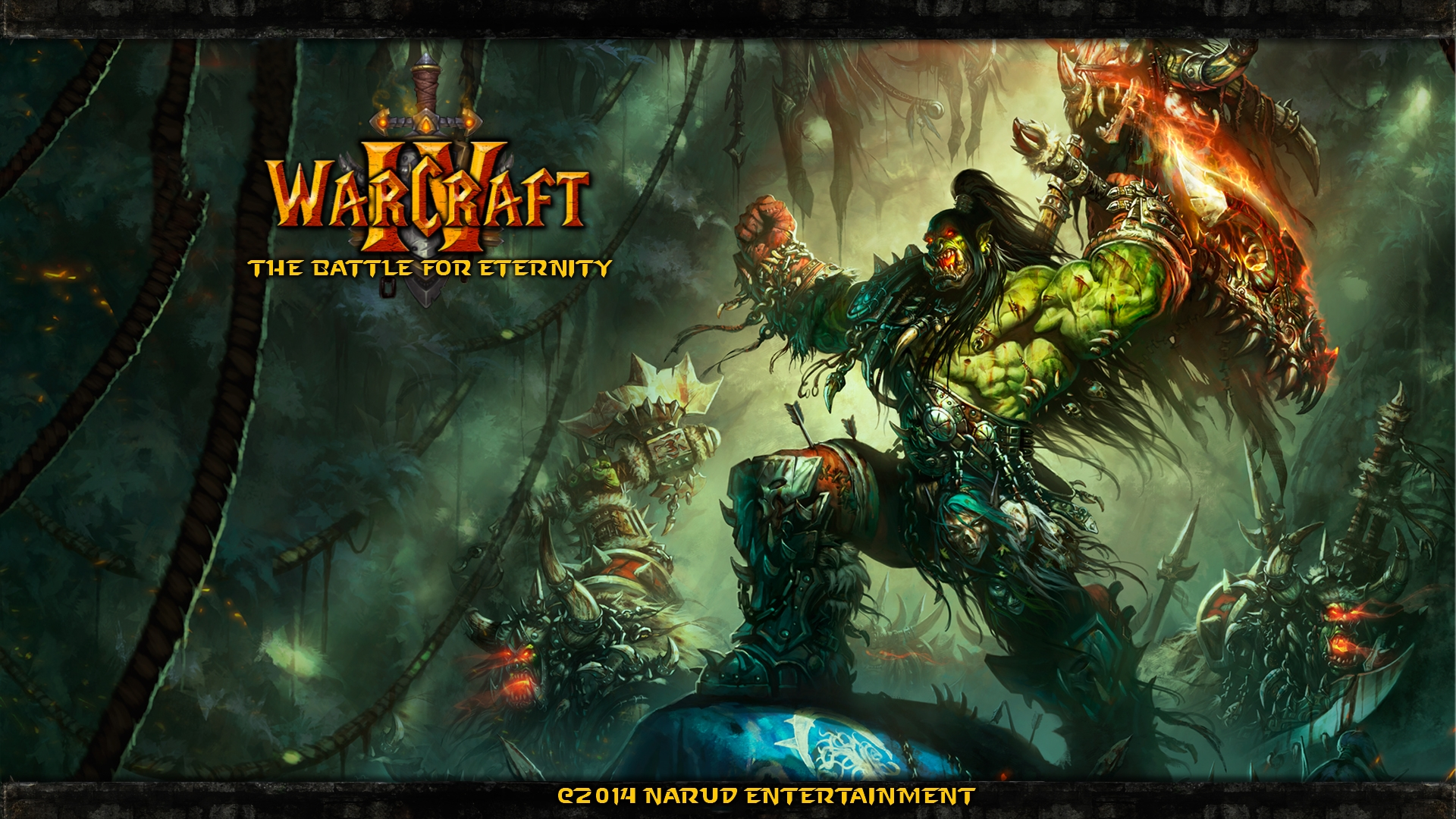 Warcraft IV The Battle For Eternity Mod For Starcraft II Heart Of The Swarm Mod DB