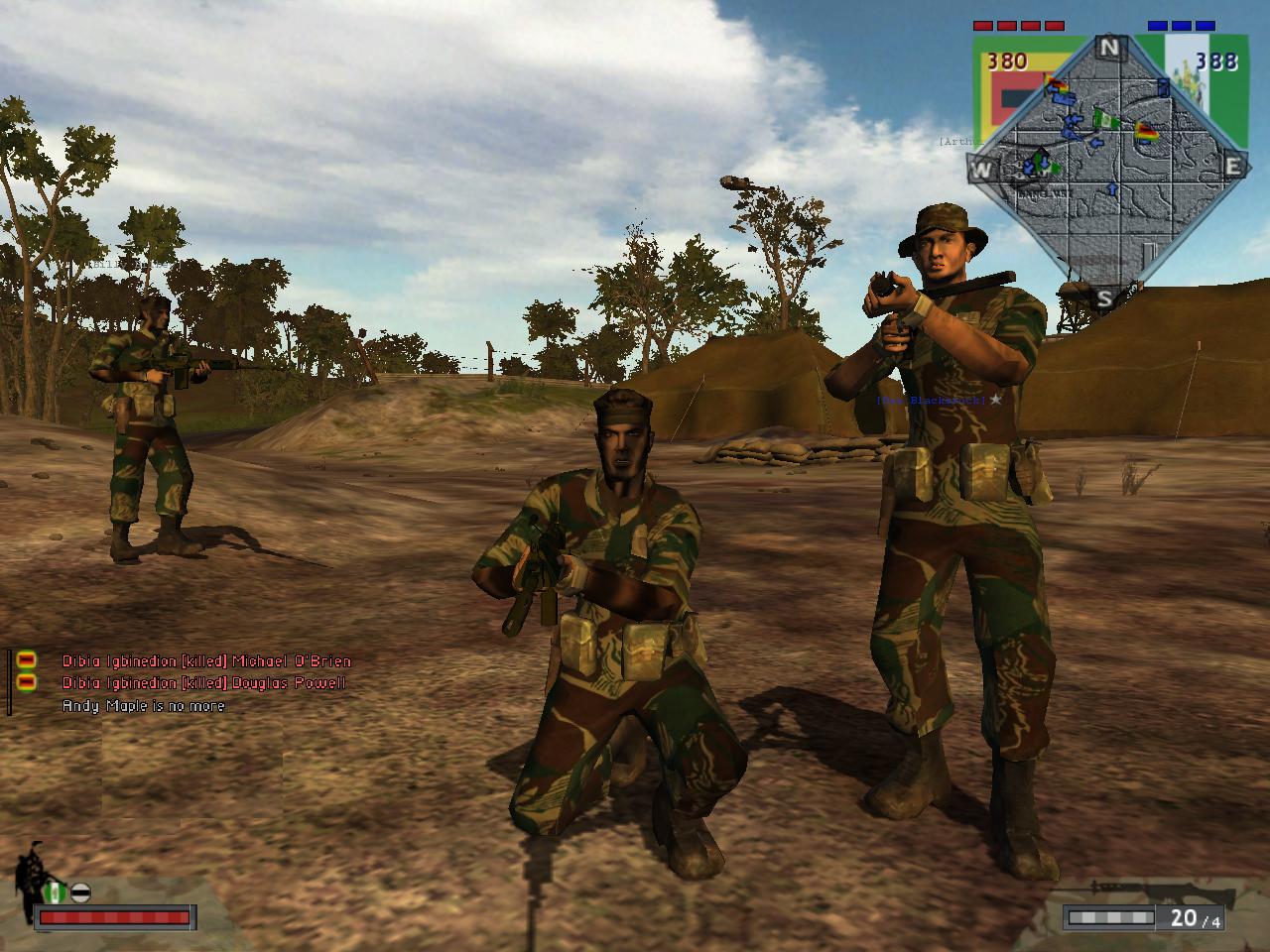 Rhodesian SAS Image Mod DB