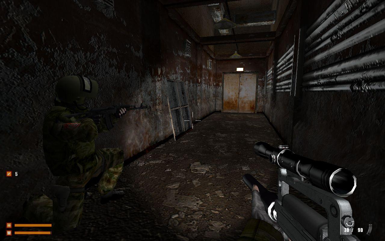 Abandoned Labs Image