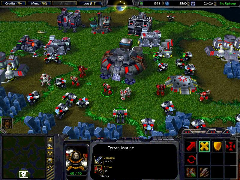 New Terran Look Screenshot Image Starcraft 15 Fusion