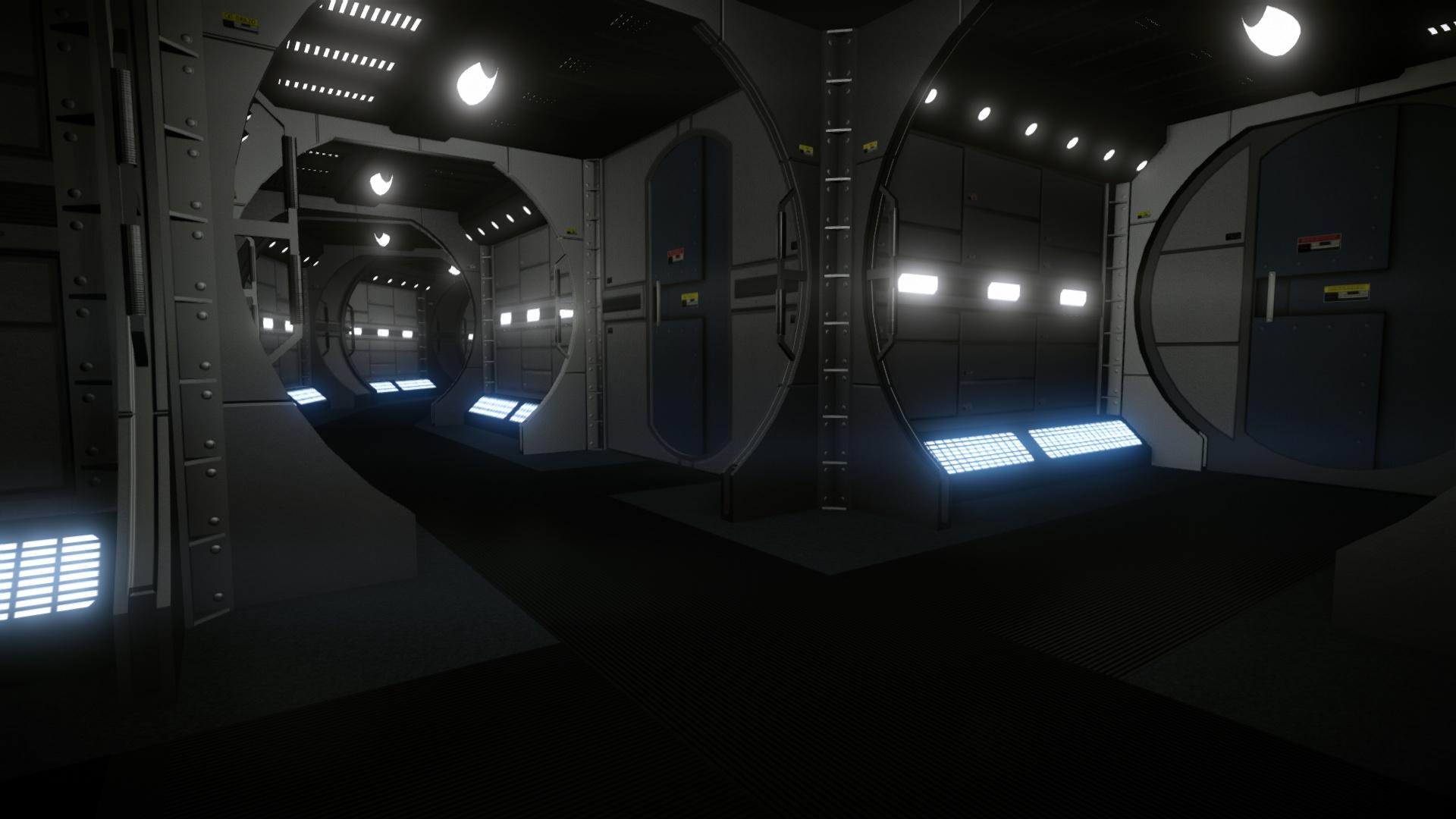 CorridorTest Image Star Trek Enterprise MACO Mod