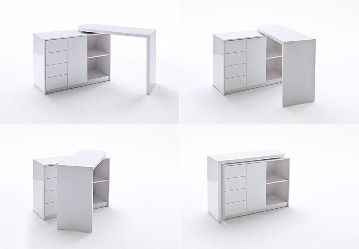 Schreibtisch Im Schrank 2021
