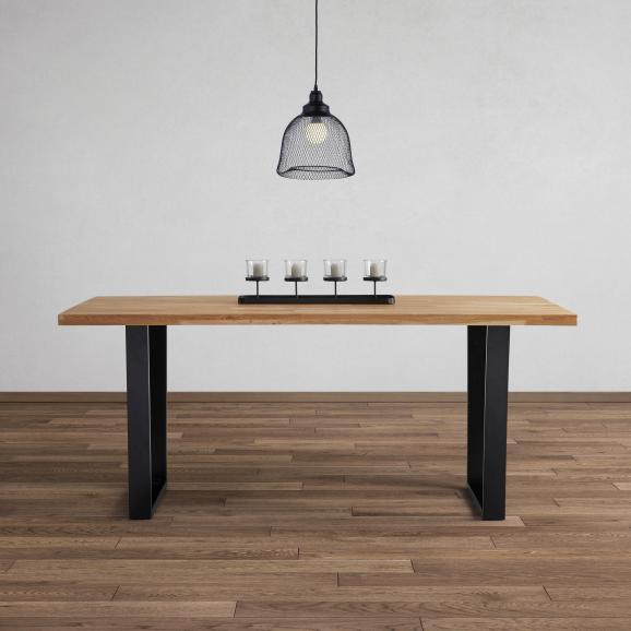 Esstisch aus Eichenholz online bestellen