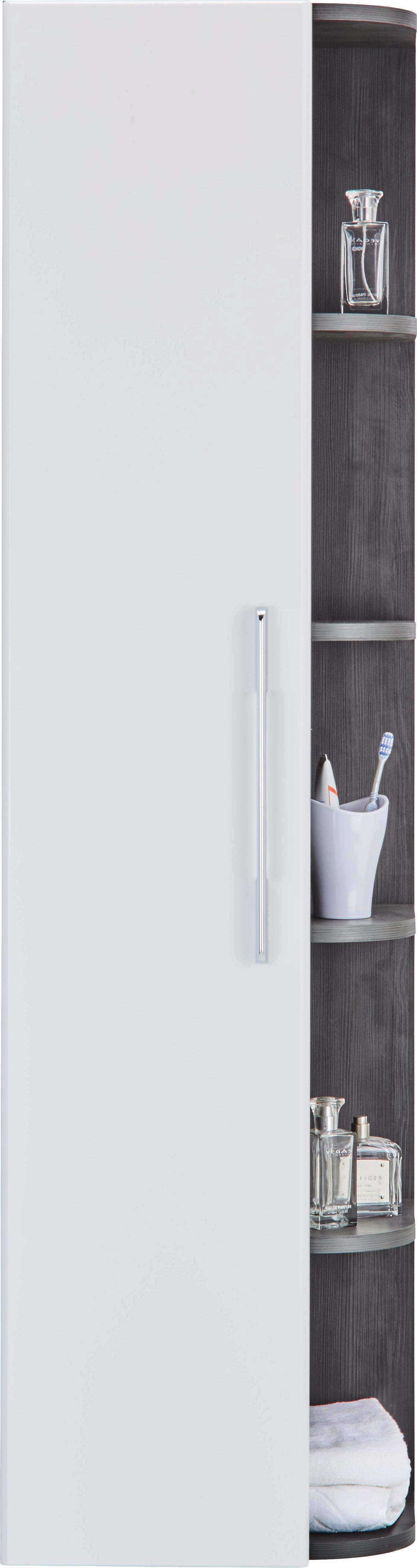 Badezimmerregal Weiss Dunkelgrau Online Kaufen Momax