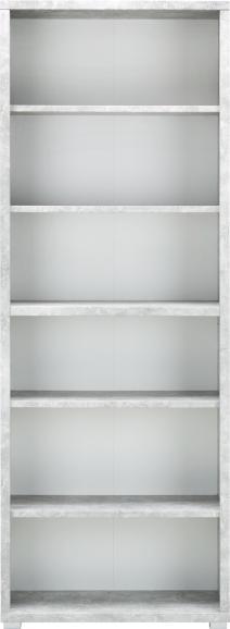 Regal in Grau/Weiß online kaufen mömax