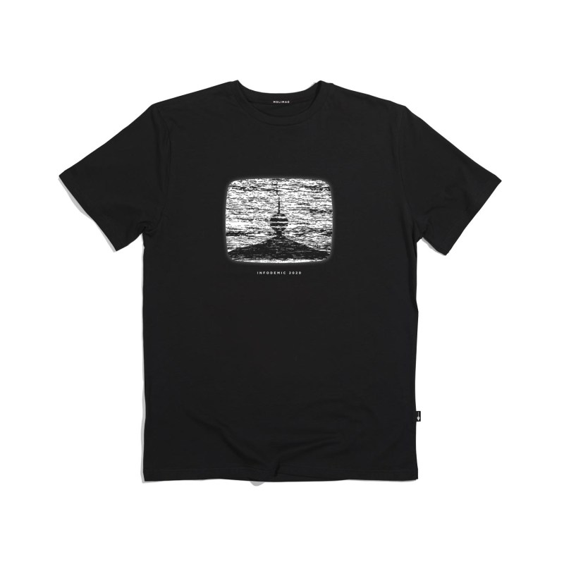 Infodemic Molimao - muska majica