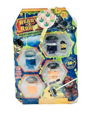 Presentpåse - Ready 2 Robot inkl klubba
