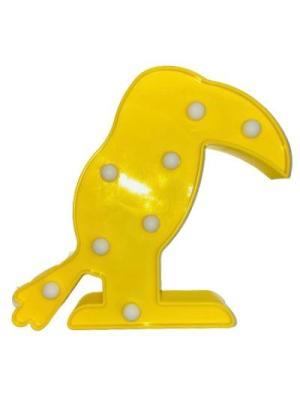 LED lampa fågel