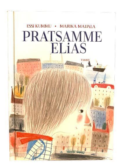 """Bok """"Pratsamme Elias"""""""