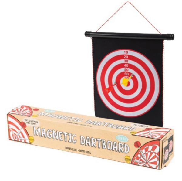 Retr-Oh! Magnetic Dartboard incl 3 darts