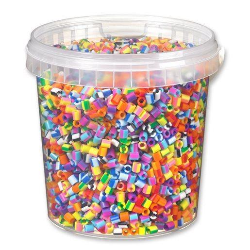 """5000 randiga rör-pärlor """"Playbox"""""""