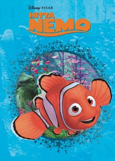 "Bok ""Hitta Nemo"" Disney Pixar inbunden"