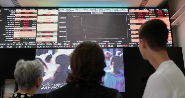 Ibovespa Markets Shares B3 B3SA3