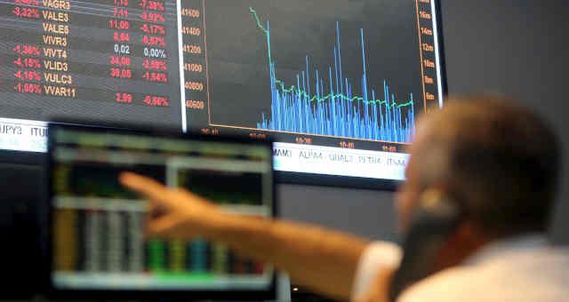 B3 B3SA3 Stock Market Ibovespa Shares