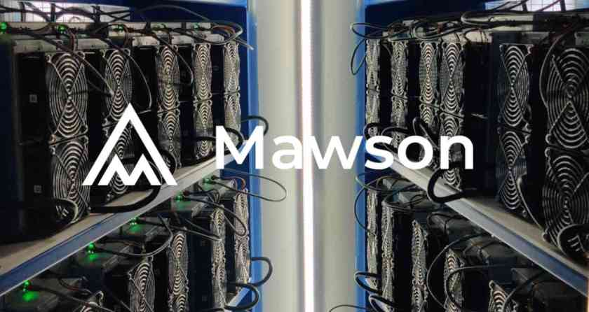 AvalonMiner Canaan Mawson