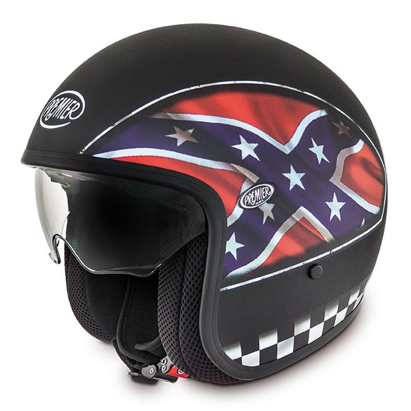 casque premier vintage confederate