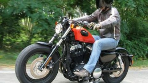 Harley Forty Eight Bobber Usate Reviewmotorsco