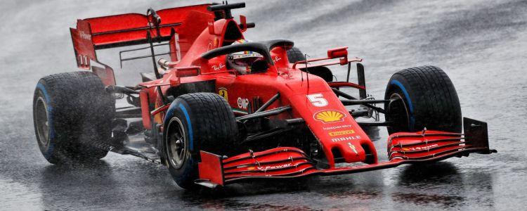 Il fattore che ha affondato la Ferrari nel sabato del GP Turchia - MotorBox