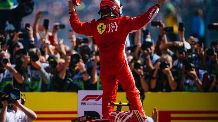 F1 2018, Kimi Raikkonen: ben 9 record infranti ad Austin! - MotorBox