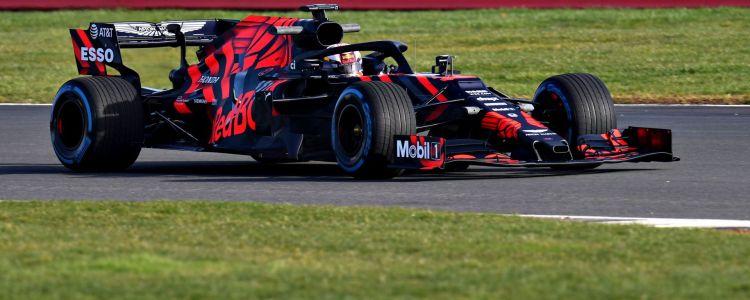 Red Bull RB16, shakedown a Silverstone il 12 febbraio - MotorBox