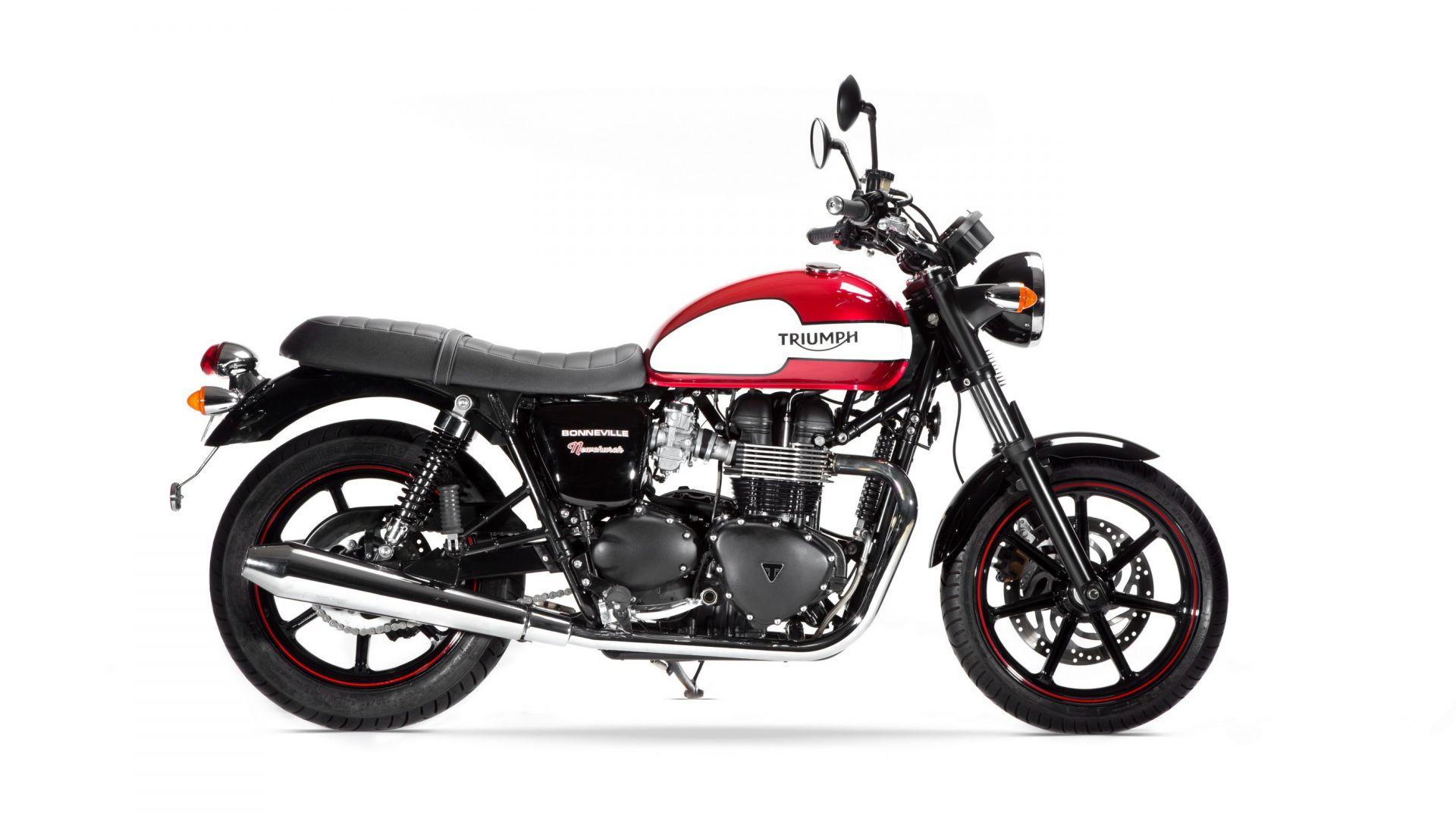 Assicurazioni Moto Risparmio Assicurato Con Triumph Easy