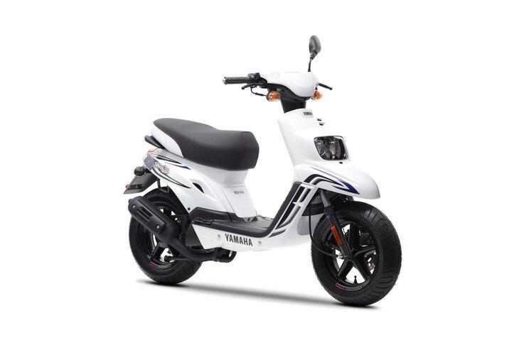 Prsentation Du Scooter 50 Yamaha BWs 50