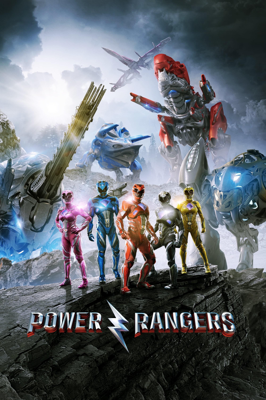 Ver Power Rangers (2017) Online Gratis