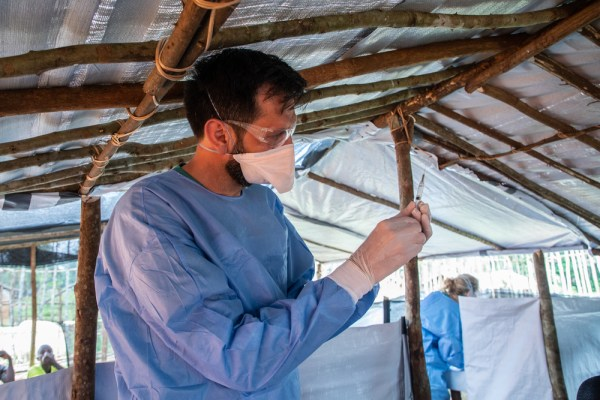 Ebola DRC: Independent Ebola vaccination committee is needed | Médecins Sans Frontières (MSF) International