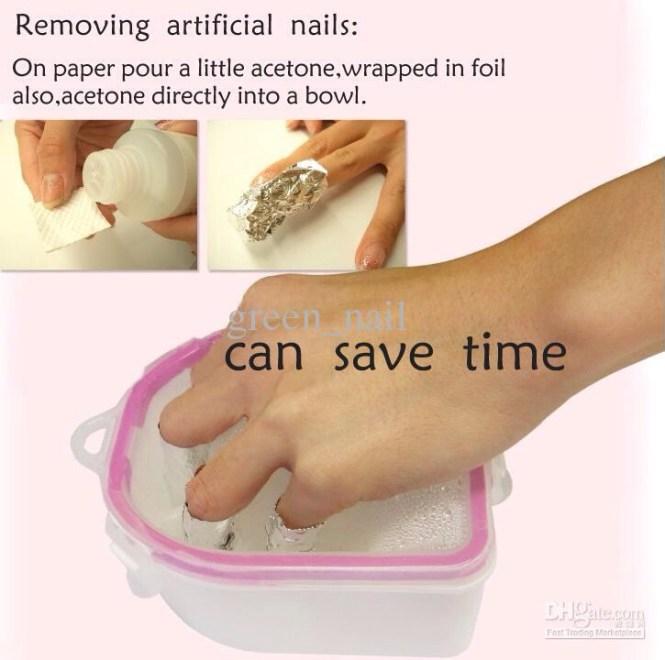 Is There A Way To Remove Acrylic Nails At Home Water Nail Polish