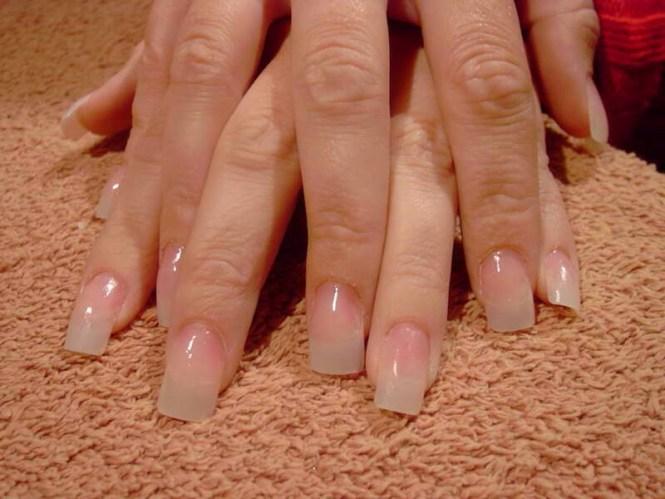 What Acrylic Nails Look Natural