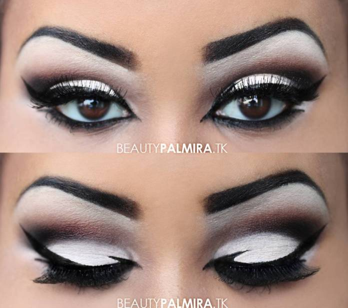 Black White Makeup Ideas Musely