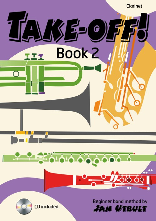 Take-off! 2 - Clarinet