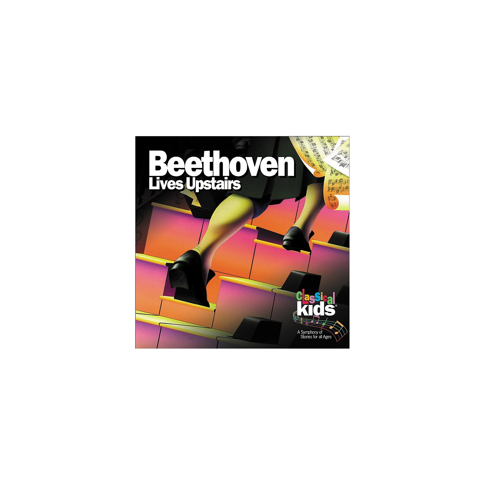 Children S Book Store Beethoven Lives Upstairs Cd Rom